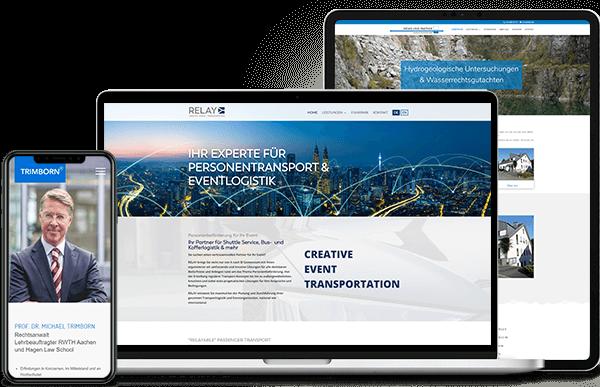 Webdesign Köln Zufriedene Kunden