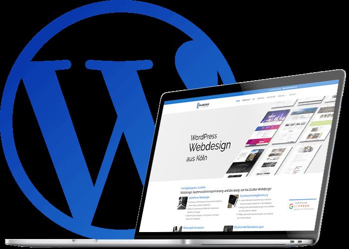 Webdesign WordPress aus Köln