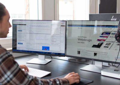 WordPress Webdesigner für Köln