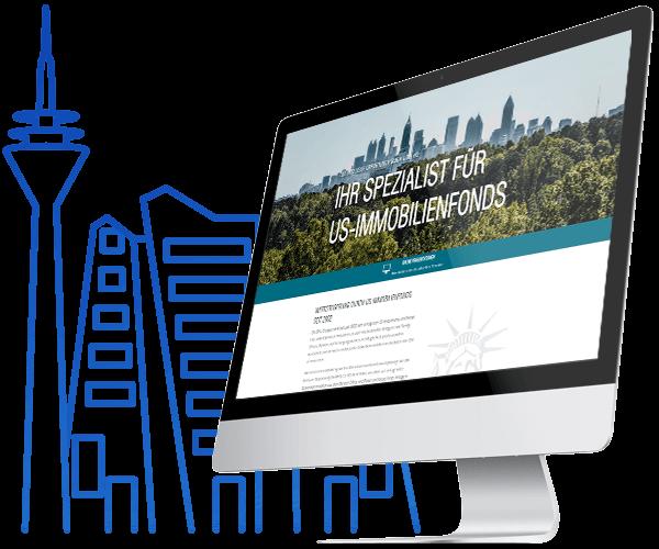 Wordpress Webdesign für Düsseldorf
