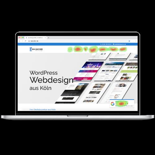 Webdesign Kai Zacher Benutzerfreundlichkeit Düsseldorf