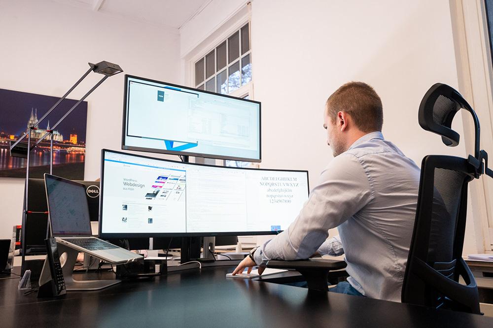 webdesign und grafikdesign aus köln von zacher media