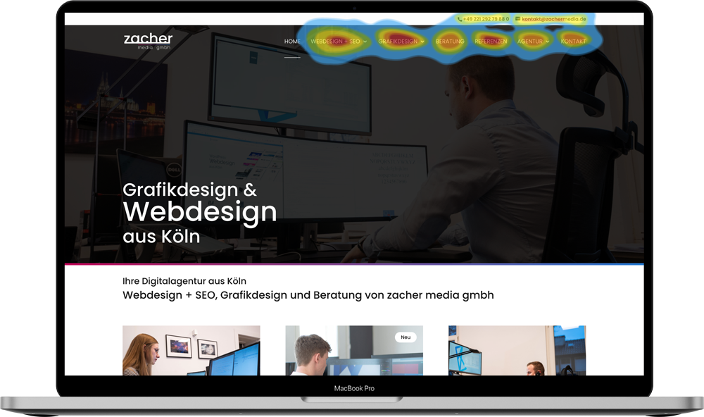 zacher media ux user experience webdesign aus koblenz