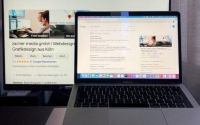Google My Business: Warum Sie einen Eintrag brauchen und wie Sie ihn optimieren – 6 Tipps